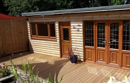 build a shed picture
