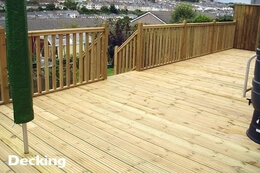 deck builder in west bromich