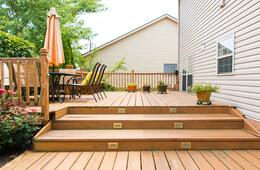 raised decking in birmingham