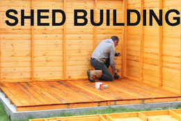 shed assembly in birmingham